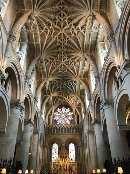 Interior of Christ Church Cathedral
