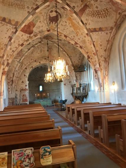 12th-century church