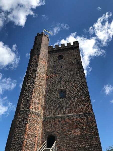castle in Helsingborg
