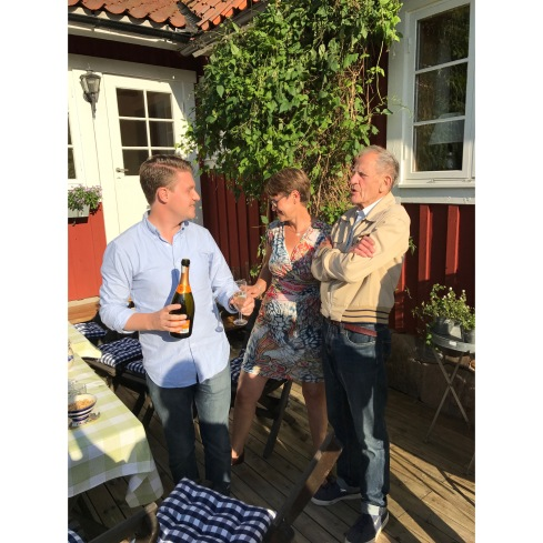 Johannes, Ingrid, Bengt