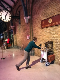 Platform nine and three quarters