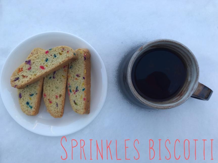 sprinkles biscotti